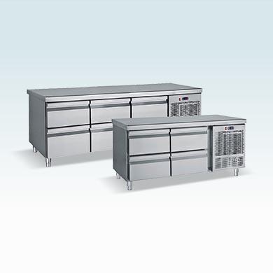 Refrigerated base