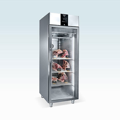 Dry age cabinet
